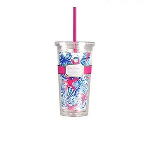 Lilly Pulitzer Tumbler💛